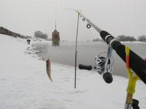 снасти для зимней рыбалки фидер
