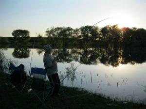 Рыбалка в перлевке Воронежская область
